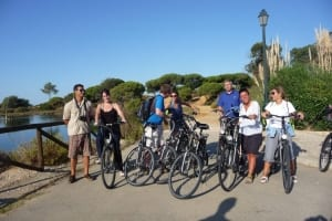 Corporate Cycling event Algarve