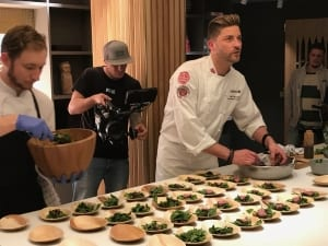 Celebrity Chef events