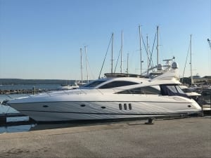 Sunseeker Powerboat Charter