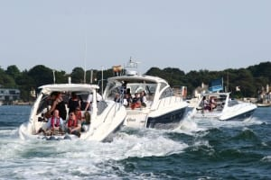 Powerboat Charters from Poole