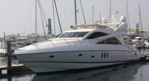 Luxury Sunseeker Powerboat Charter