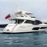 Sunseeker 76 Yacht joins Eventscape fleet