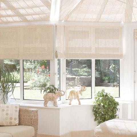 Conservatory blinds from Insignia Blinds