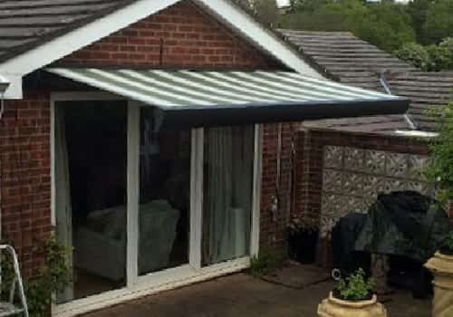 Corsica awning from insignia