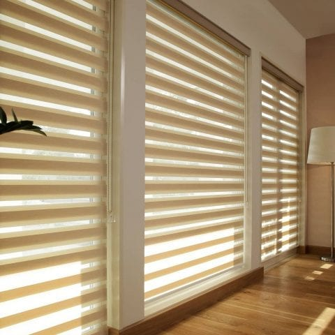 Duplex Blinds from Insignia Blinds