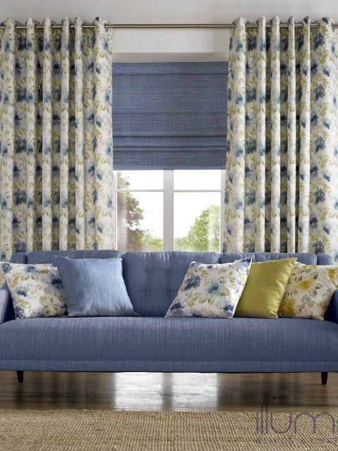 Roman Blinds from Insignia Blinds