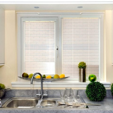 Venetian kitchen blind from Insignia Blinds