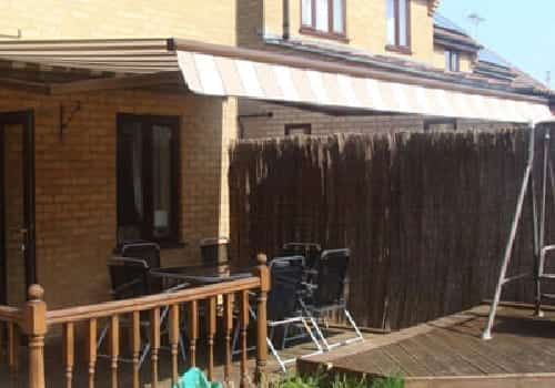 Sliver Plus awning from insignia