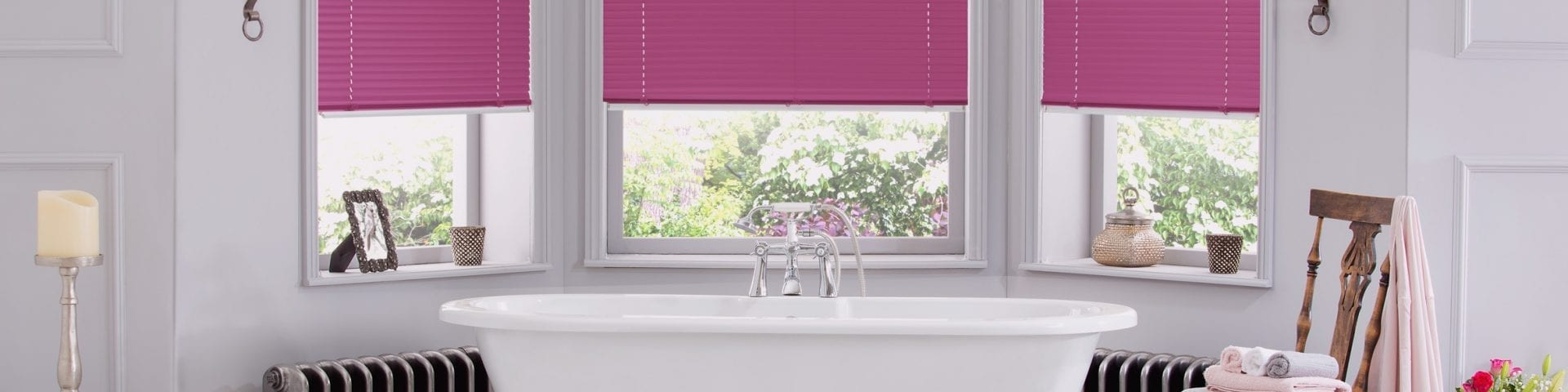 Venetian blinds from Insignia Blinds
