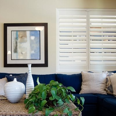 Shutters from Insignia Blinds