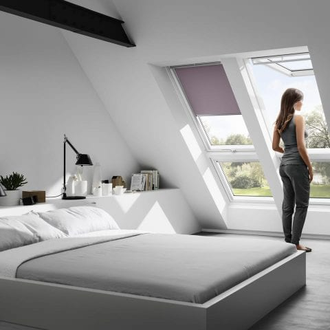 Velux blackout blinds from Insignia Blinds