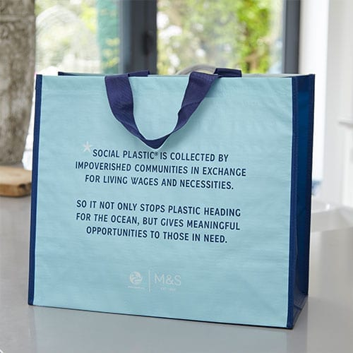 Reusable bags from Solent Group