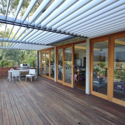 Commercial Pergolas from Insignia Blinds