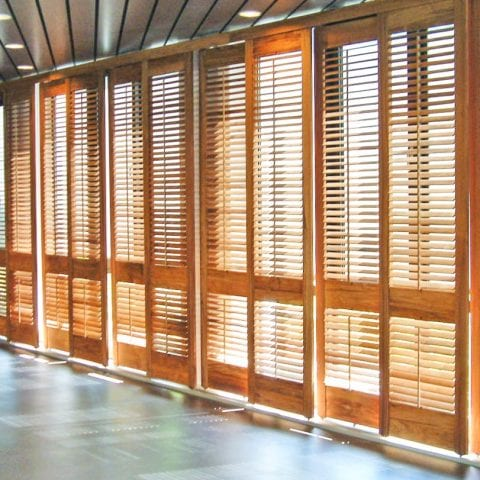 Shutter Blinds from Insignia Blinds