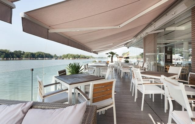 Commercial Awnings from Insignia Blinds